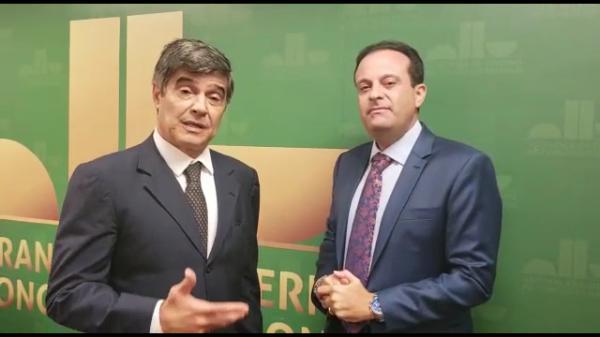 Welligton Roberto comunica suspensão de licitação em Sousa e permanência do posto da PRF, em Cajazeiras