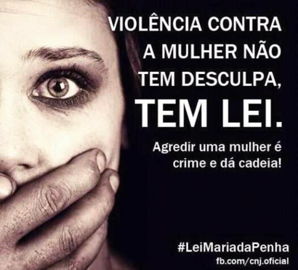 LEIS CONTRA A VIOLÊNCIA: não é por A nem por B, mas sim por todas e todos!