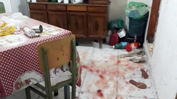 Homem fere esposa e mata sogra a facadas na Paraíba