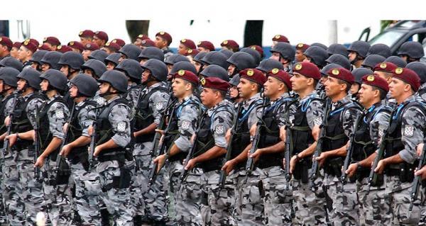 Juízes eleitorais pedem reforço de tropas federais na Paraíba
