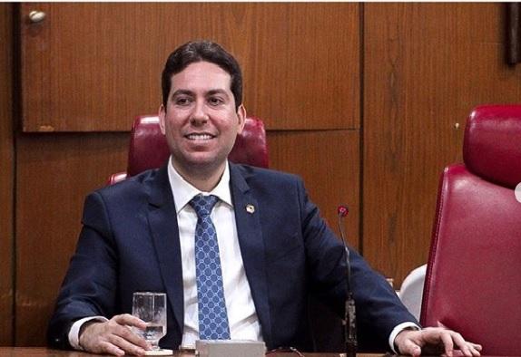 Felipe Leitão representa a Assembleia Legislativa no retorno dos trabalhos da CMJP