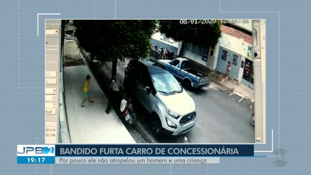 Imagens da Tv Paraíba