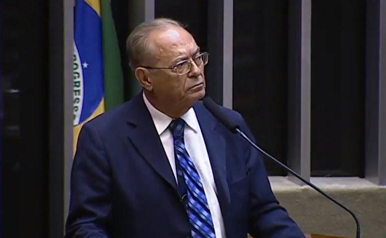Ex- deputado federal Marcondes Gadelha (PSC). Foto: Reprodução