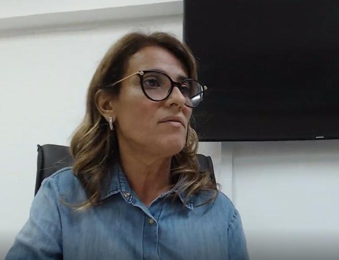 Ex-secretária de Administração da Paraíba. Livânia Farias. (Foto: Reprodução).