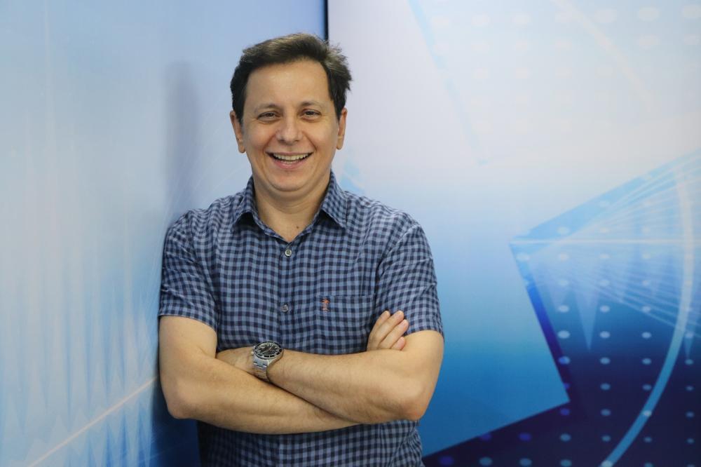Publicitário e jornalista, Ruy Dantas. (Foto: Reprodução).