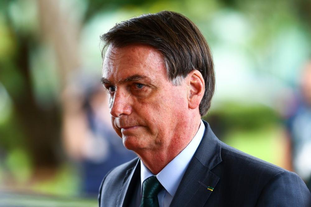 Presidente Jair Bolsonaro (Sem partido). Foto: Marcelo Camargo