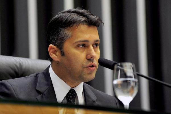 Leonardo Gadelha - PSC, pré-candidato a prefeito de Sousa. (Foto: Reprodução).