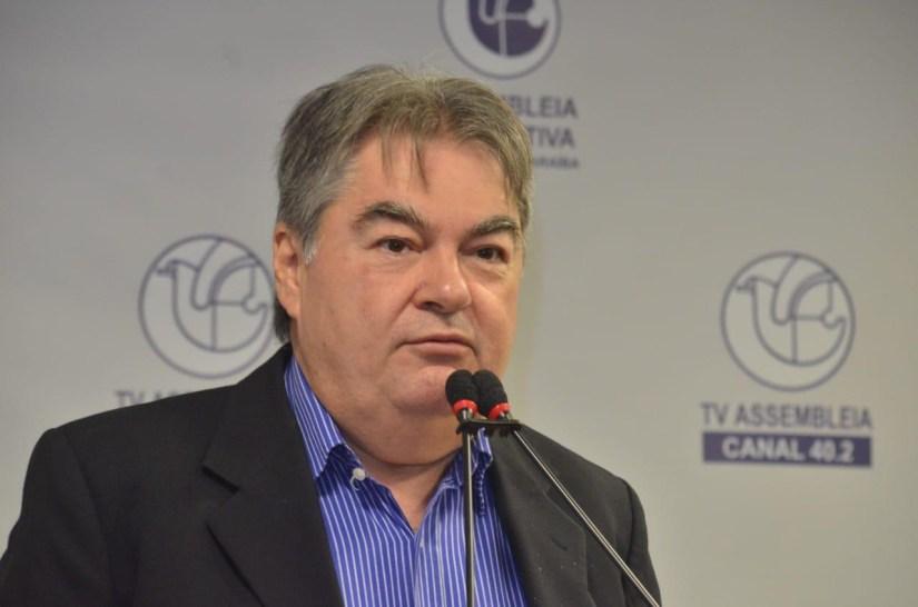 Deputado Lindolfo Pires Neto - PROS. (Foto: Reprodução).