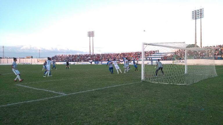 Atlético de Cajazeiras vence Sousa e dispara na liderança. VÍDEO!
