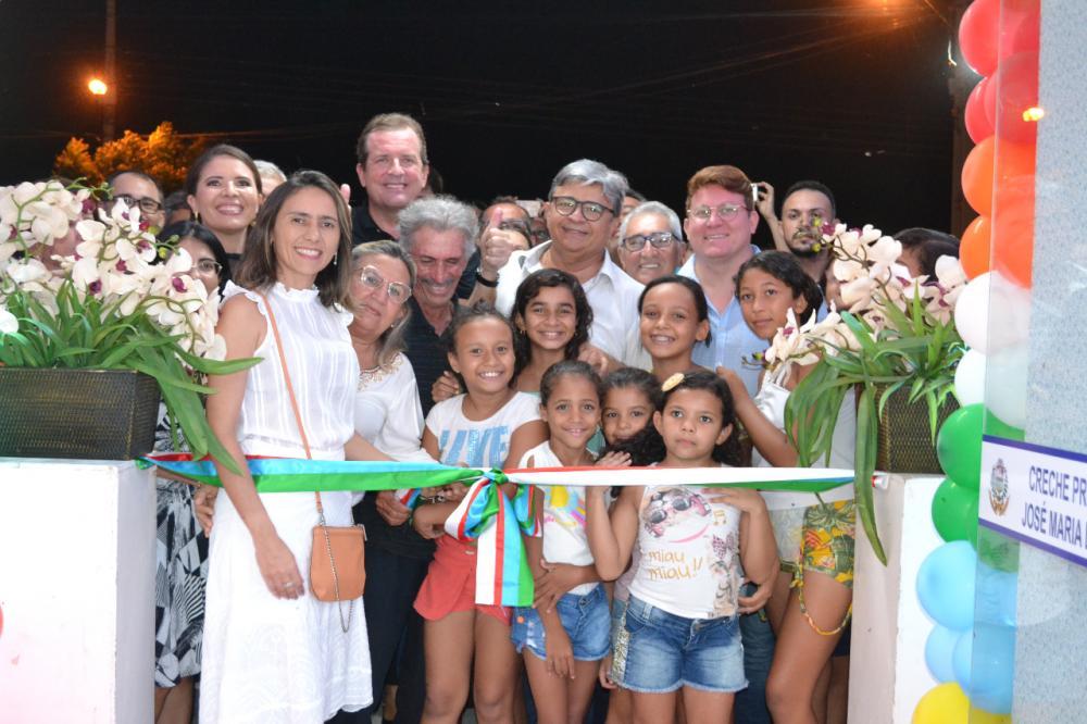 Site da Prefeitura de Sousa contém vários vídeos que fazem promoção pessoal do prefeito de Sousa. (Foto: Secom-Sousa).