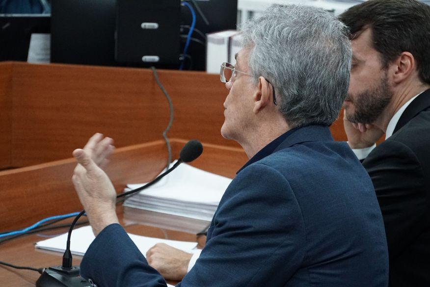 Ex- governador da Paraíba, Ricardo Coutinho - PSB. (Foto: Wallas Santos do Portal ClickPB).