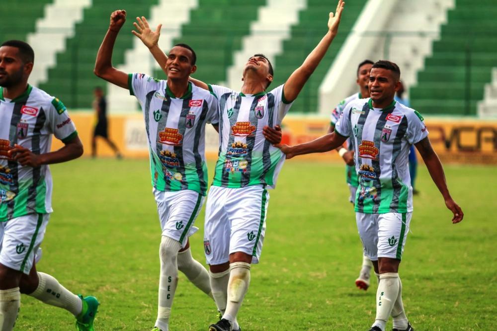 Com 3 gols de Dakson, Sousa vence Perilima no Marizão