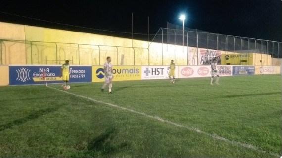 Sousa vence o Sport Lagoa Seca no Marizão