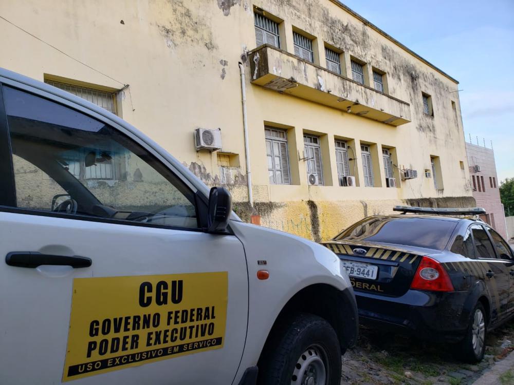 Loteria Estadual da Paraíba é alvo de Operação. (Foto: Assessoria do TJ-PB).