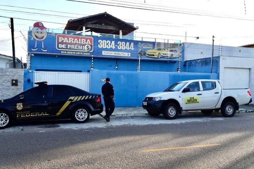 Em Nota, Paraíba de Prêmios esclarece informações sobre a 8º fase da Operação Cavário. (Foto: Reprodução).