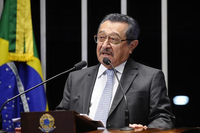 José Maranhão - MDB-PB. (Foto: Reprodução).