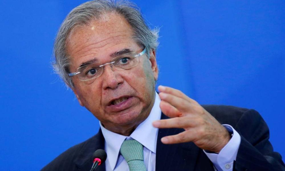 Ministro da Economia do Brasil, Paulo Guedes. Foto: Reprodução