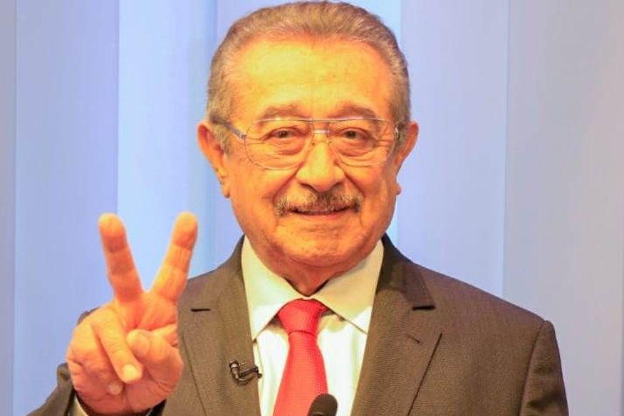 Senador José Maranhão - MDB. (Foto: Produção).
