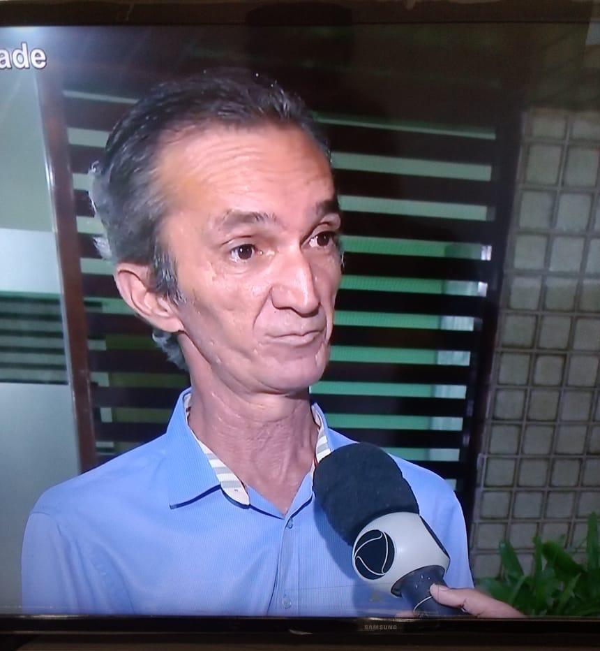 Cid leitão vira 'meme' nas redes sociais e viraliza. (Foto: Reprodução).