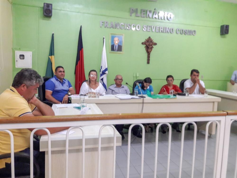 Câmara de Aparecida encaminha recomendações ao Prefeito Valdemir Oliveira