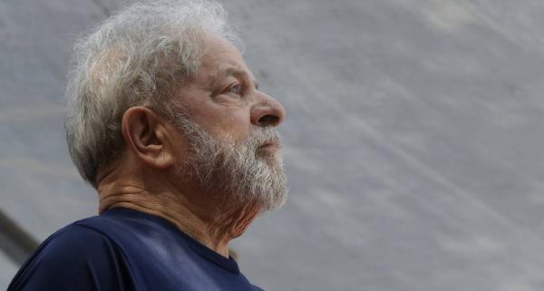 Lula gravou programa eleitoral antes de ser preso