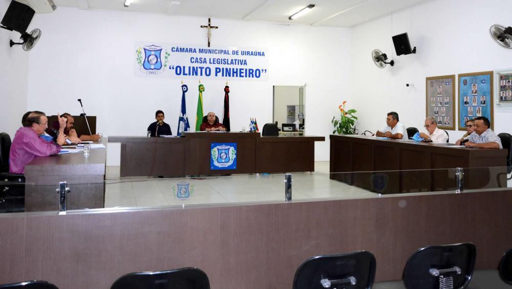 O corporativismo e a incoerência dos vereadores de oposição da Câmara de Uiraúna