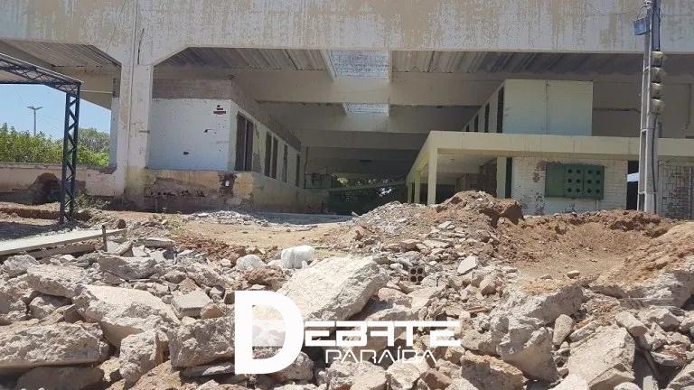 Com serviço quase parado, Ministério do Turismo libera mais recursos para obra do terminal rodoviário de Sousa