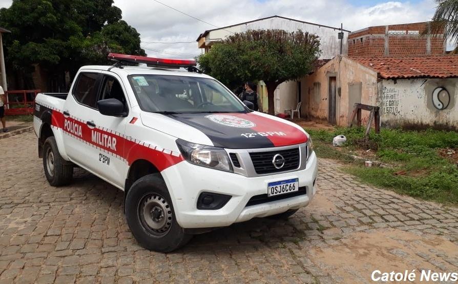 Mais um homicídio é registrado em Catolé do Rocha. (Foto: Reprodução).