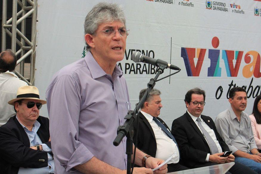 Ricardo Coutinho era extorquido e ameaçado pelo suspeito (Foto: Walla Santos).