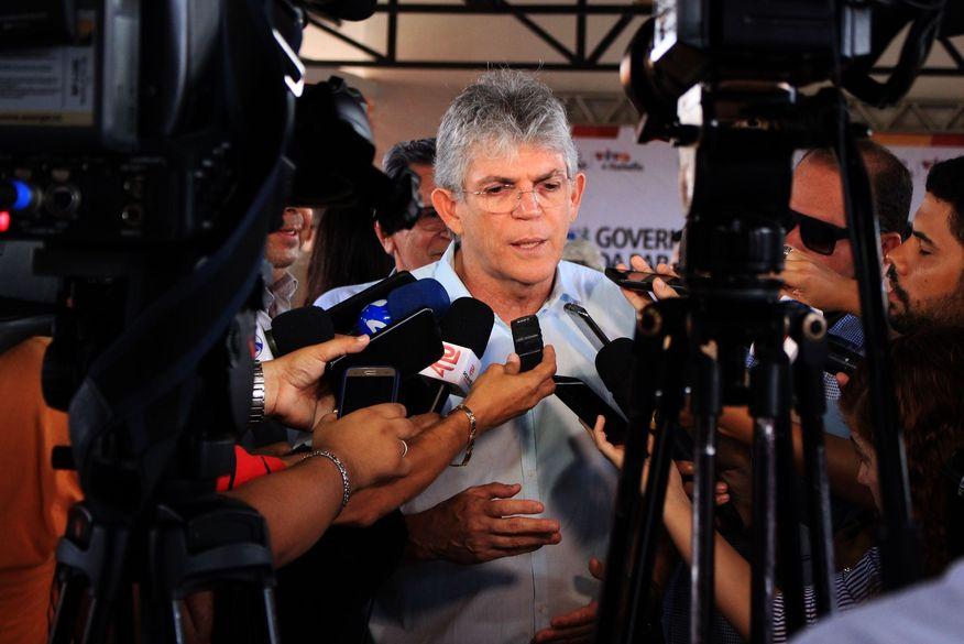 Gaeco denuncia Ricardo Coutinho e mais sete (Foto: Walla Santos).