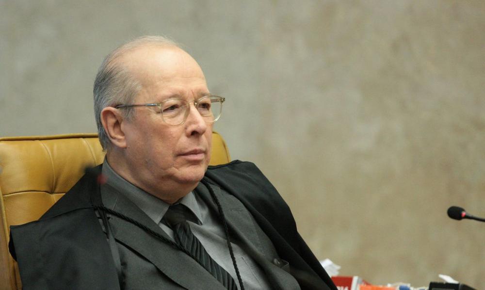 Ministro Celso de Mello. (Foto: Reprodução).