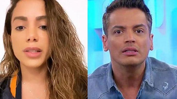 Em desabafo, Anitta revela que é ameaçada e chantageada há anos por Leo Dias