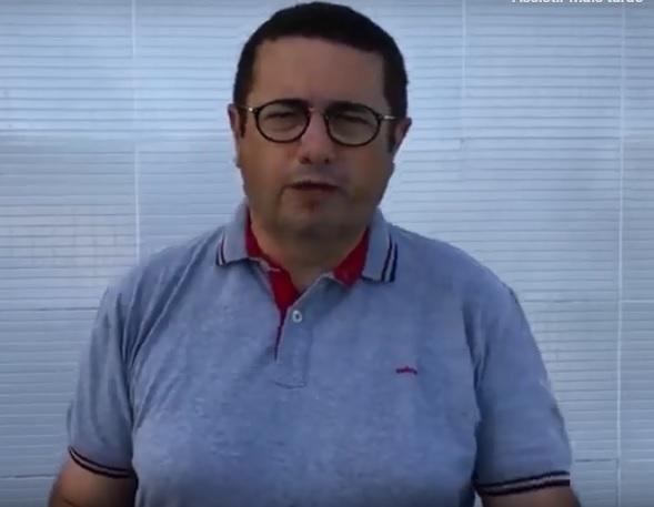 Vereador Cacá Gadelha acusa Tyrone de cometer 'pedaladas' após pedir abertura crédito sem autorização do poder legislativo