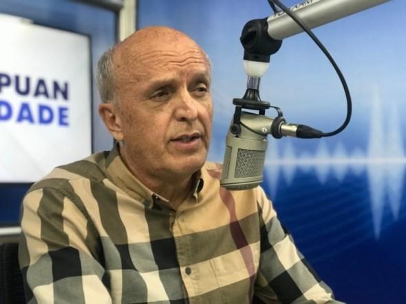 Secretário de Saúde do Estado Critica prefeito de Sousa após flexibilizar abertura do comercio. (Foto: Reprodução).