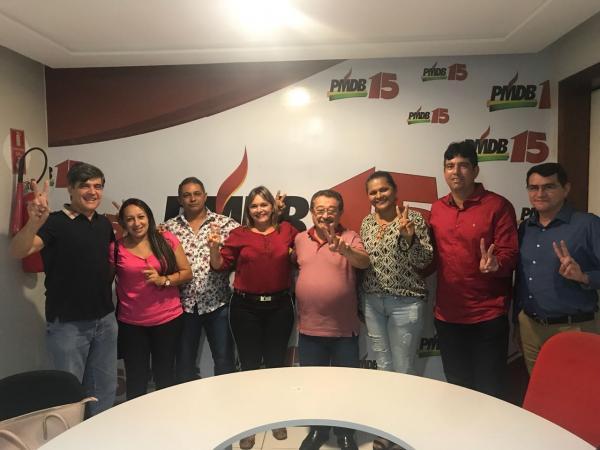 Líderes de Riachão do Bacamarte, Massaranduba e Ingá declaram apoio ao candidato à governo Zé Maranhão