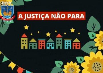 TJPB funcionará em regime de plantão nos dias 22, 23 e 24, período de São João