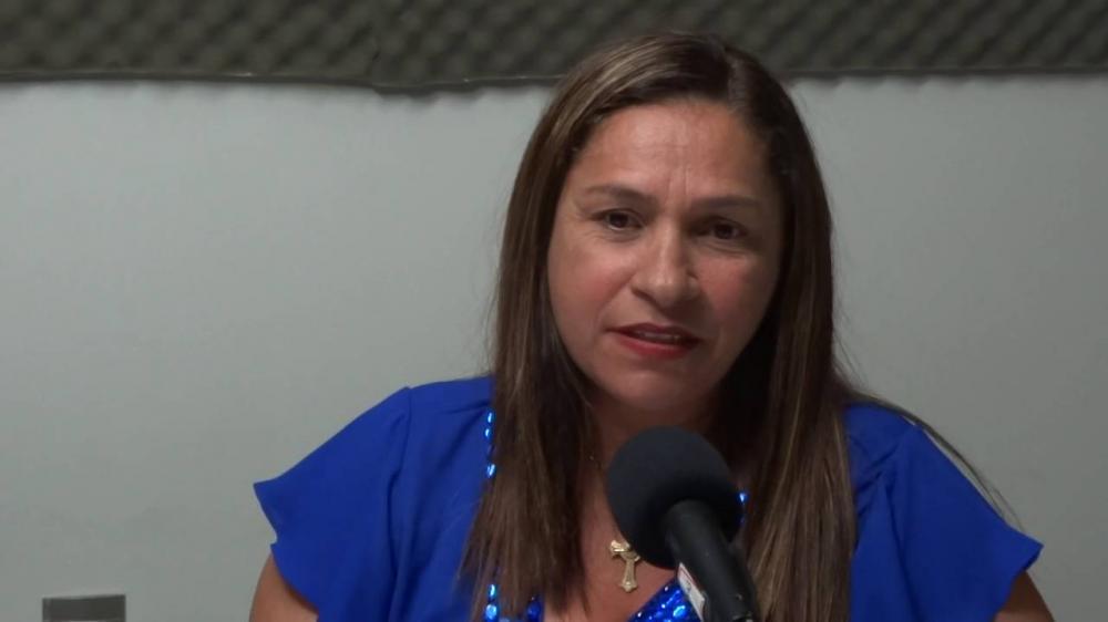 Prefeita de São Domingos é denunciada ao GAECO que investiga suposto desvio de recursos públicos. (Foto: Reprodução).