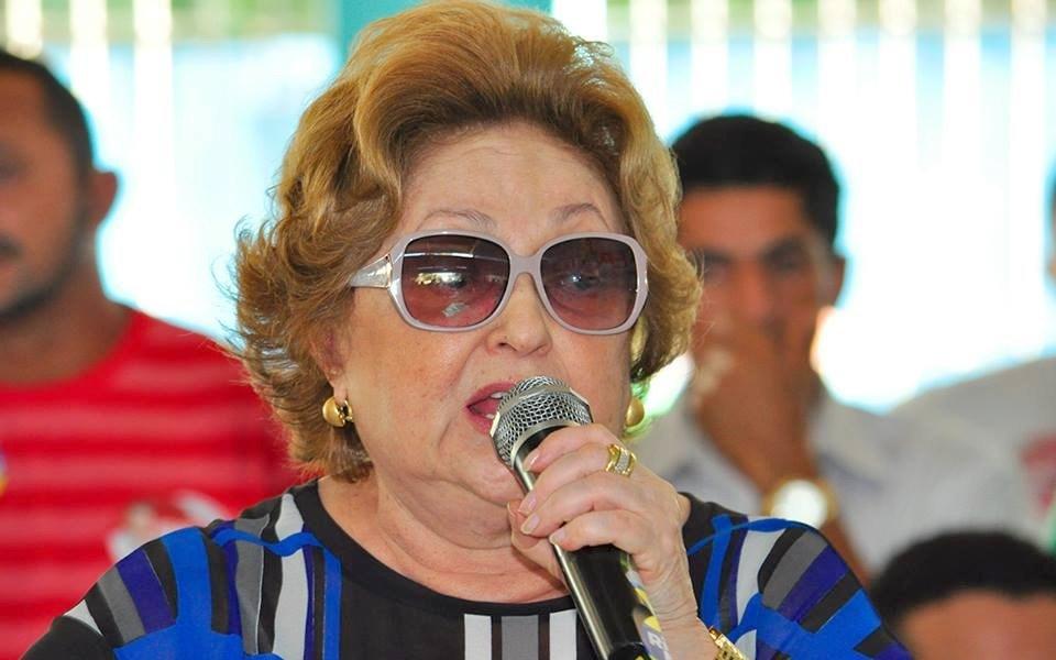 Morre a ex-deputada estadual e ex-prefeita de Itabaiana, Dona Dida