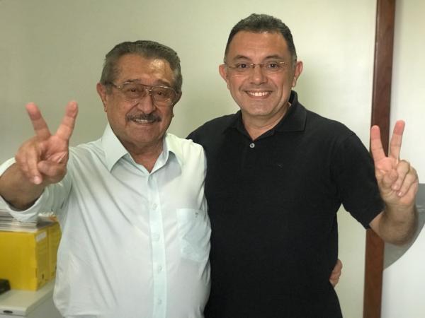 Líder do DEM em Itabaiana, Fábio Rodrigues, adere à Zé Maranhão