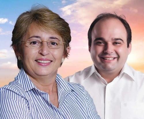 Prefeita eleita de Uiraúna, Leninha Romão - PP, foi condenada a pagar R$ 50 mil. (Foto: Reprodução).