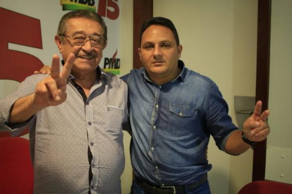 Vereador, Marcelo Lacerda (PSD), votará com Maranhão.