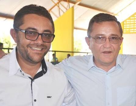 DA ÁGUA PARA O VINHO: Rompimento de Paulo César e Raimundo Antunes se concretizam em Santa Cruz