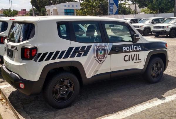 Polícia Civil prende homem por tráfico de drogas em Cajazeiras