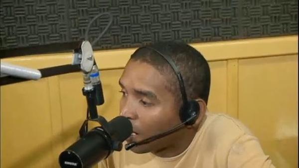 'Rádio Tapioca' é levado à delegacia após exibir partes íntimas para mulheres em Cajazeiras