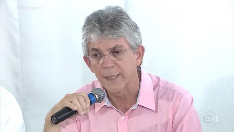 Fantástico: Conheça o esquema de corrupção envolvendo ex-governador da Paraíba, Ricardo Coutinho
