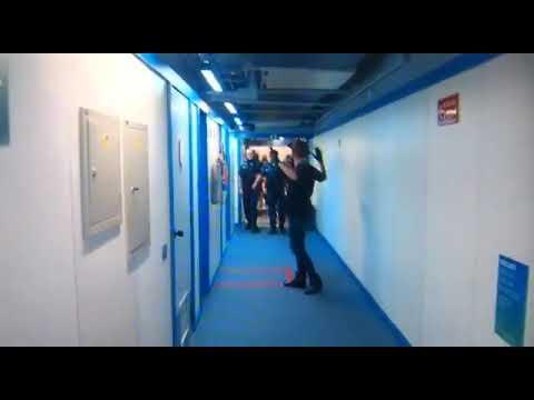 Vídeo mostra momento em que homem invade sede da Globo